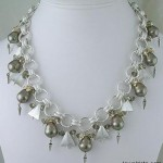 Pearl Necklace By Stoned Originals