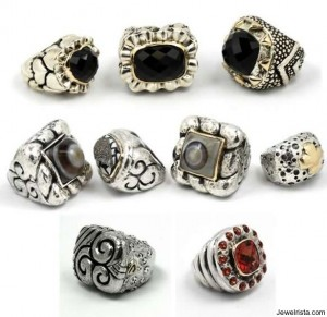 Rings By Dian Malouf