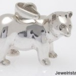 Spirit Bear Charm By Disengo