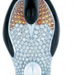 Tiffany Diamond Penguin