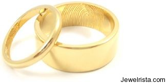Wedding Rings by Jewelry Designer Andrew English
