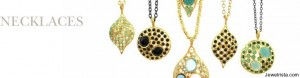 Necklaces by Robindira Unsworth Jewelry Designers