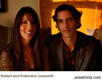 Robindira Unsworth Jewelry Designers
