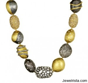 Famous Necklaces by Jewelery Designer Yossi Harari