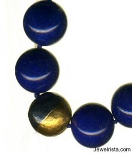 libra blue agate necklace yossi harari