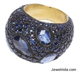roxanne ring diamonds yossi harari