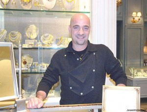 jewlery designer yossi harari