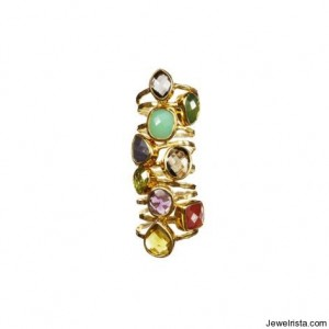Stackable Rings by Nikki Baker