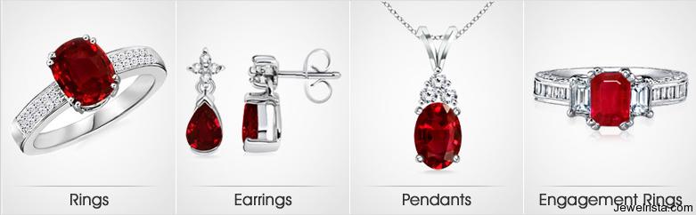 Angara Ruby Jewelry