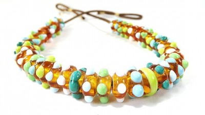 Glass Jewelry by TOAO Designer Jewelry
