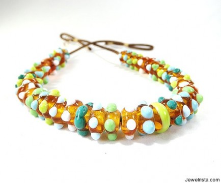 Glass Jewelry by TOAO
