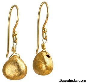 Gold-Drop-Earrings-By-Claudia-Bradby