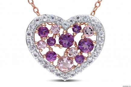 Heart Necklace Gift