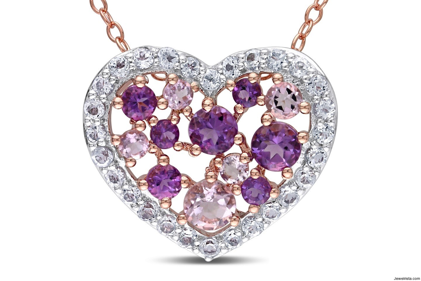Choose the Perfect Gift for your Girlfriend – Heart Necklace
