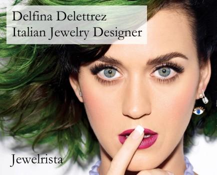 Delfina Delettrez Italian Jewelry Designer