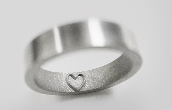 Inner Message Ring 1 Heart