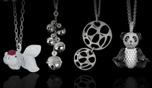 Top 10 Jewelry Designers in Asia - Qeelin Jewelry Design