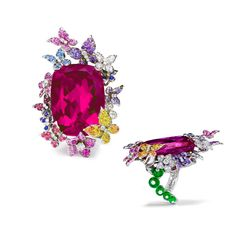 Top 10 Jewelry Designers in Asia - Anna Hu