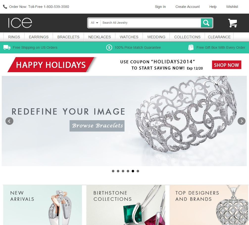 Best Online Jewelry Stores 4 Ice