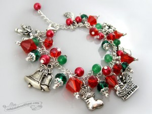 Christmas Jewelry Gift Ideas Santa Bracelet