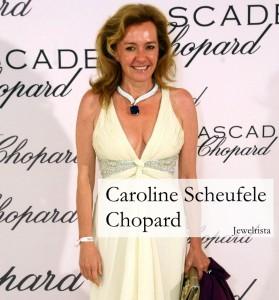 Famous Jewelry Designers Caroline Scheufele Chopard