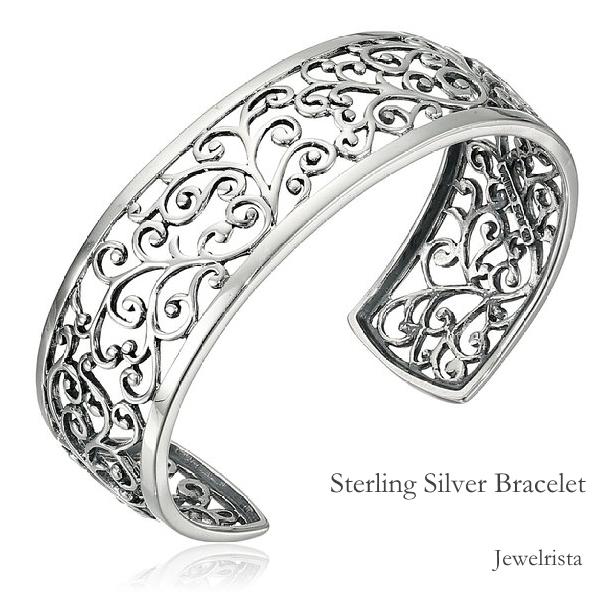 Last Minute Gift Idea - Silver Bracelet