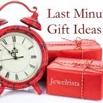 Last Minute Gift Idea Jewelry