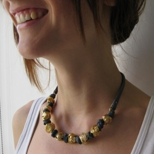 Top 10 Jewelry Designers in Asia Hagar Satat Necklace