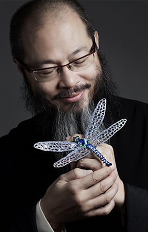 Top 10 Jewelry Designers in Asia - Wallace Chan