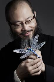 Famous Jewelry Designers 7 - Wallace Chan