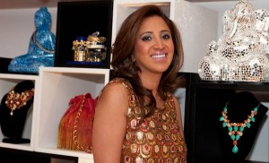 Famous Jewelry Designers 9 - Amrita Singh