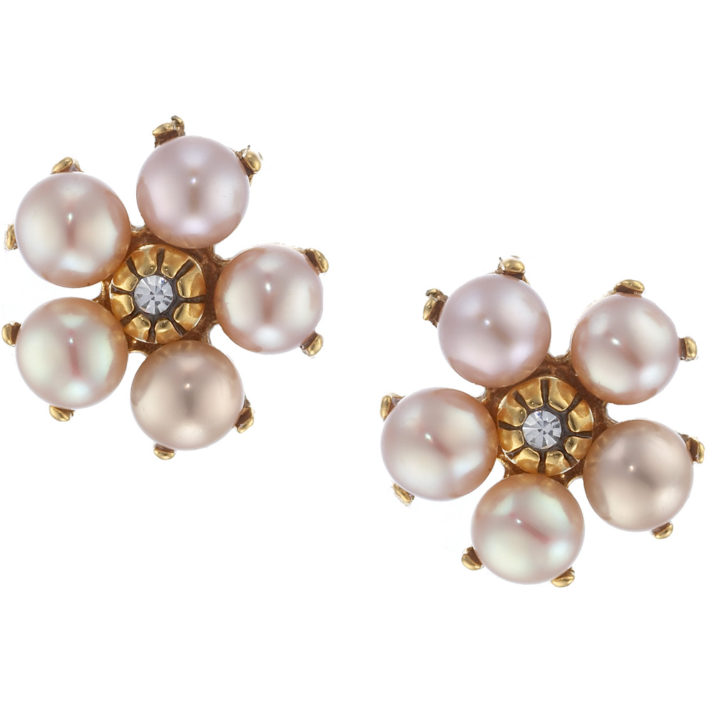 Flower Earrings for the Coming Spring