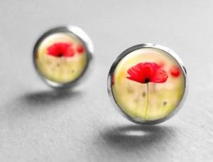 Flower Earrings 5 - Low Cost Studs