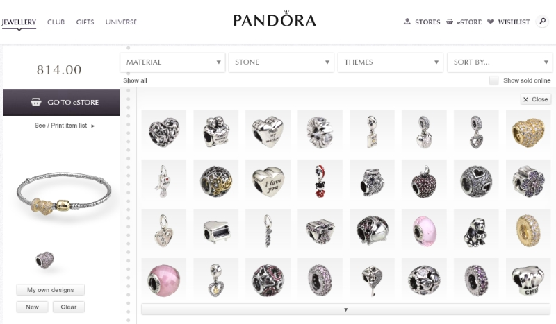 Matching Bracelets - Design Your Own Pair at Pandora Online