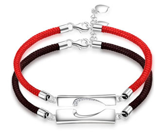 Matching Couple Bracelets - Completing Design