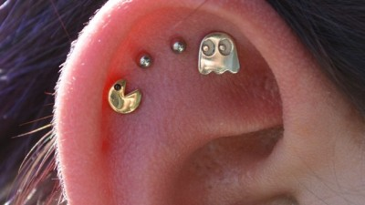 Pacman Jewelry Design Ideas