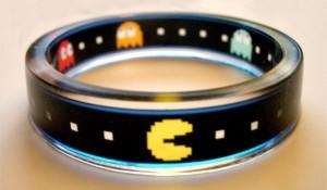 Pacman Jewelry 7a - Pacman Bracelet Plastic