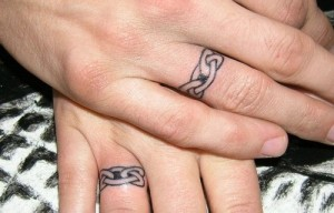 Ring Tattoo 4 - Celtic Ring Tattoos